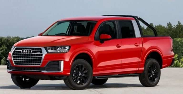 29 The Audi Pickup Truck 2020 Configurations