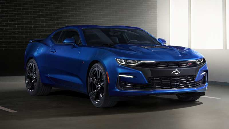 29 The Best Chevrolet Camaro 2020 Pictures Release Date And Concept
