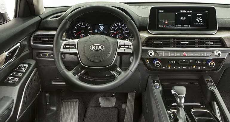 30 The 2020 Kia Telluride Interior Photos