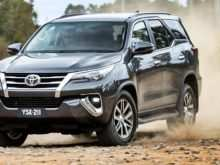 30 The Toyota Fortuner 2020 Model Research New