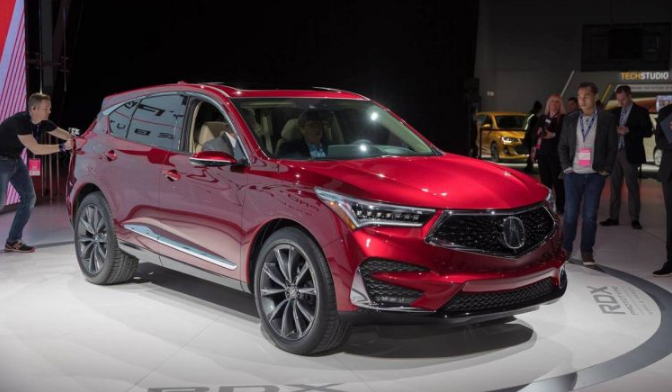 31 New 2020 Acura Rdx Release Date Images