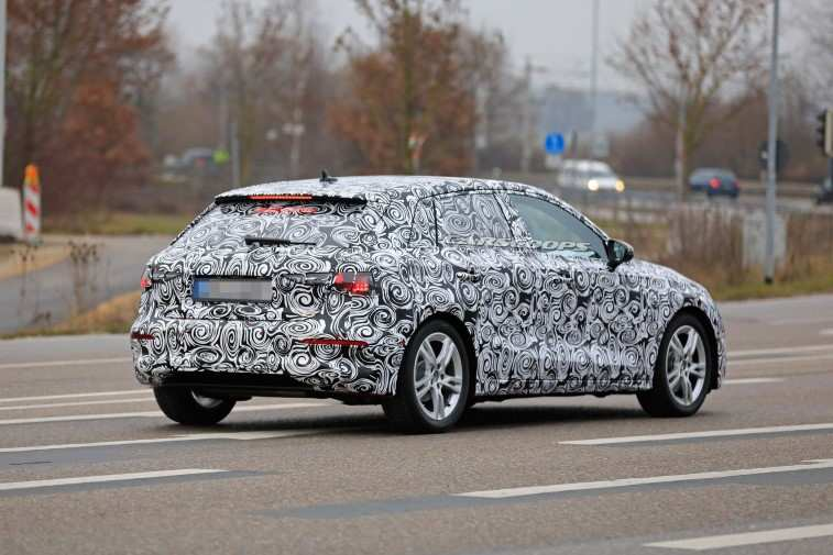 32 A Audi Hatchback 2020 Exterior And Interior