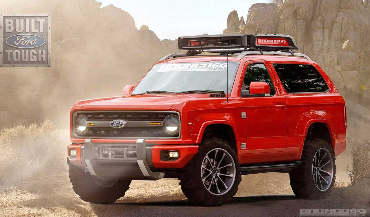 32 The 2020 Ford Bronco Jalopnik Performance And New Engine