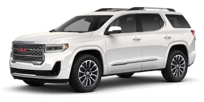 32 The Best 2020 Gmc Acadia Release Date Price And Review