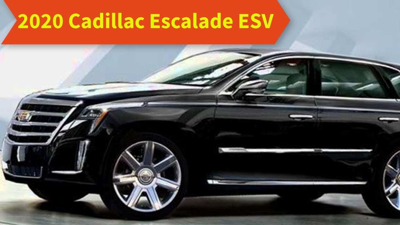 32 The Pictures Of The 2020 Cadillac Escalade Spesification