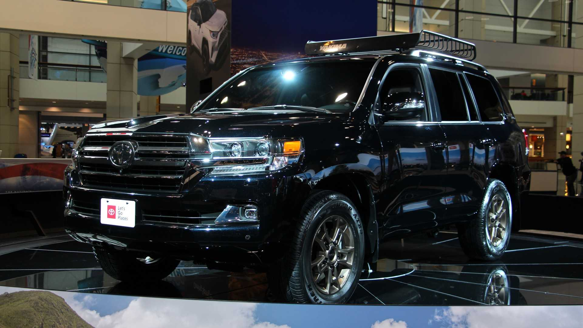 33 A Toyota New Land Cruiser 2020 New Model And Performance