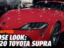 33 All New 2020 Toyota Supra Jalopnik Specs
