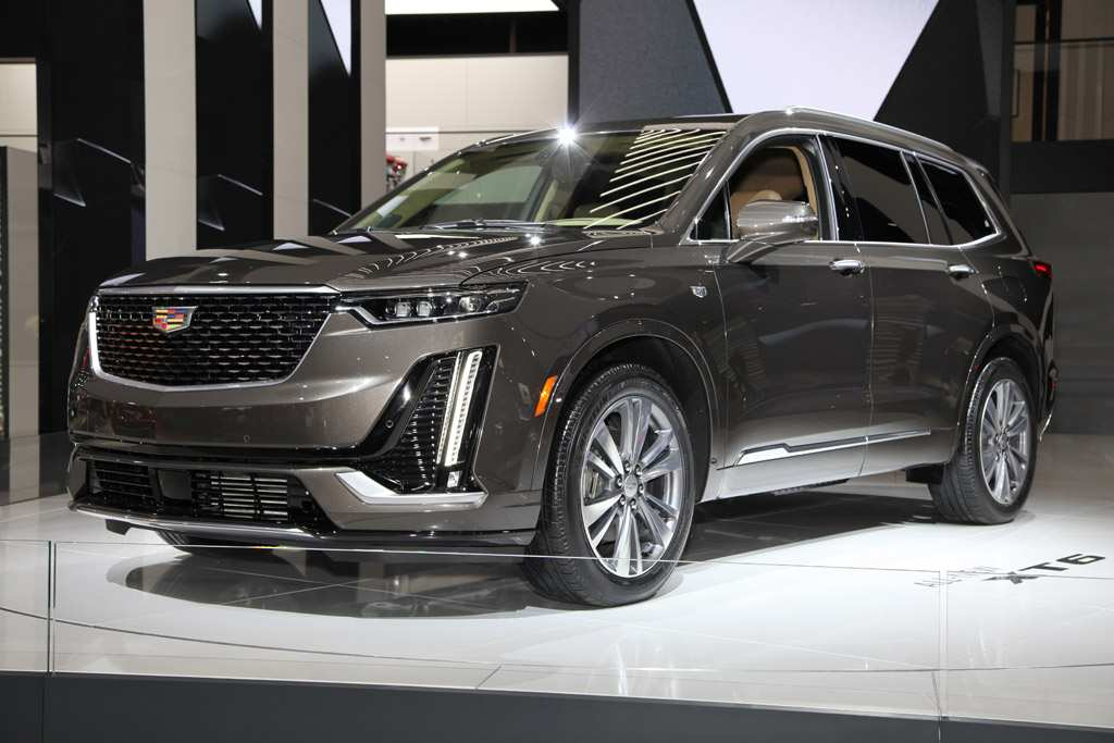 33 All New Cadillac Hybrid Suv 2020 Picture