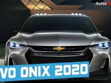 33 All New Novo Chevrolet Onix 2020 Performance and New Engine