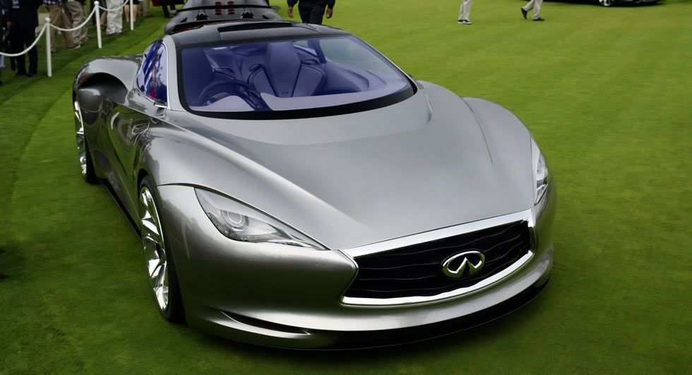 33 The 2020 Infiniti Electric Concept And Review