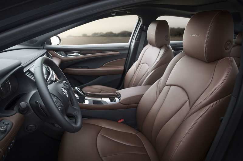 34 All New 2020 Buick Lacrosse Avenir Review And Release Date