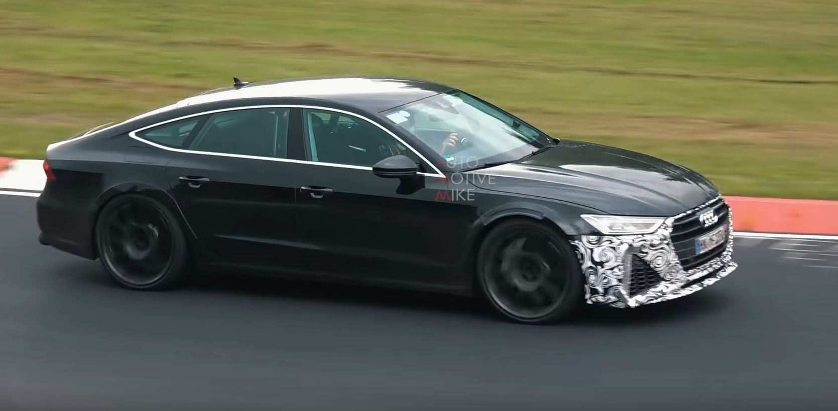 34 All New Audi Rs7 2020 First Drive