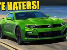 34 Best Chevrolet Camaro 2020 Pictures Style