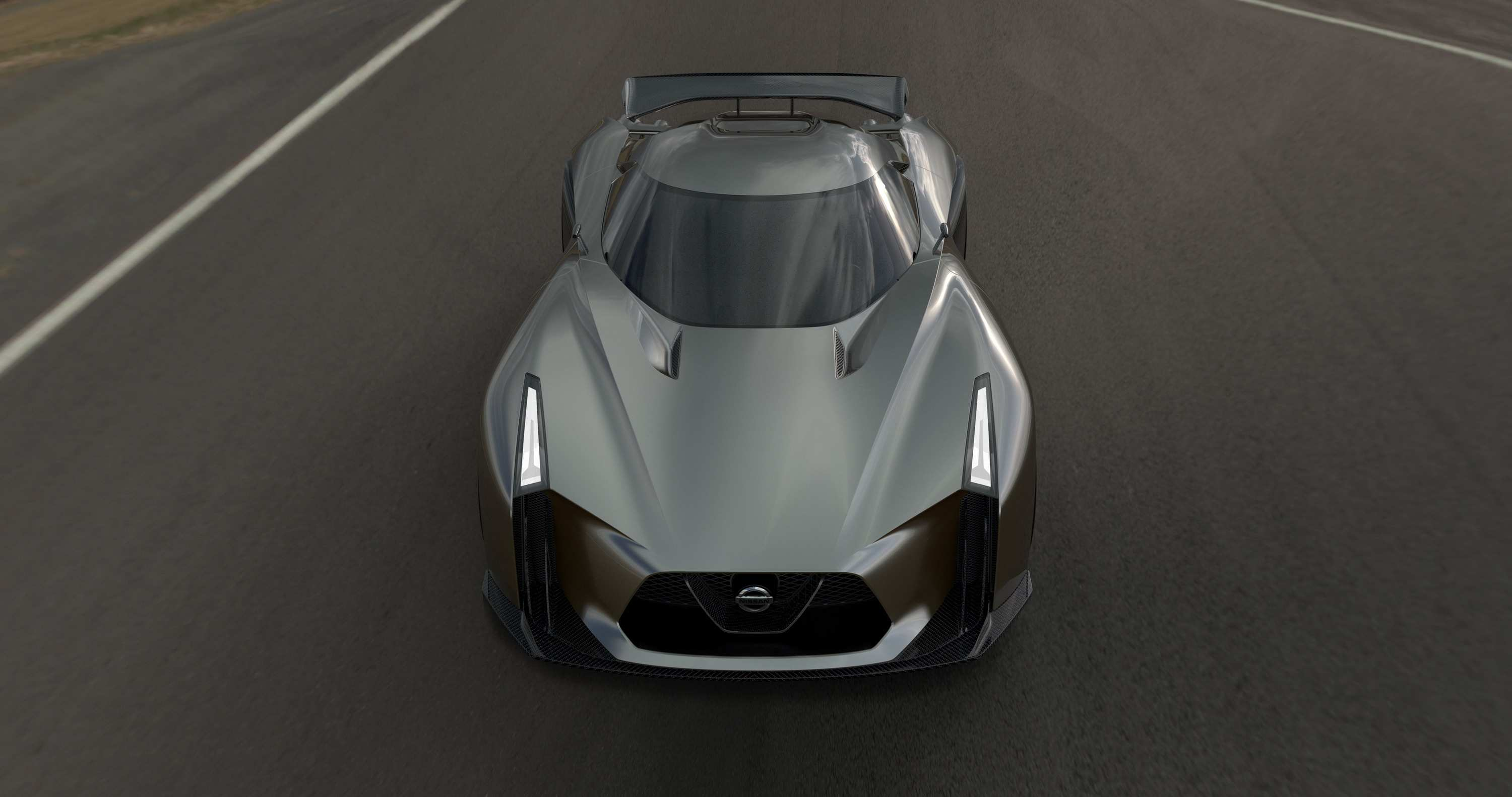 34 The Nissan Concept 2020 Top Speed First Drive