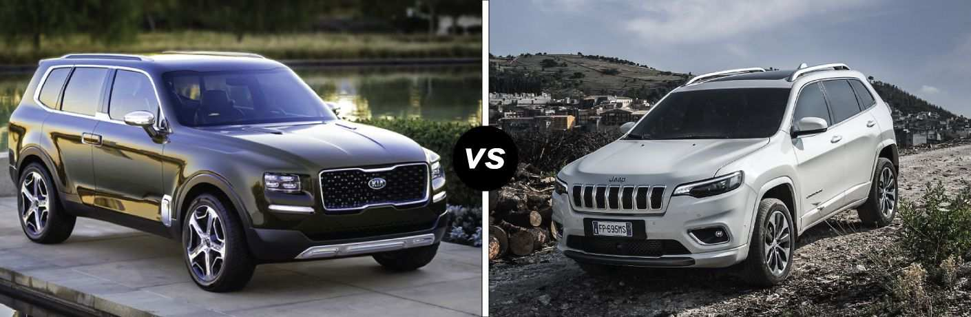 36 The 2019 Vs 2020 Jeep Grand Cherokee Performance And New Engine