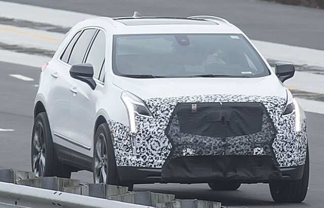 36 The 2020 Cadillac Xt5 Release Date Spesification