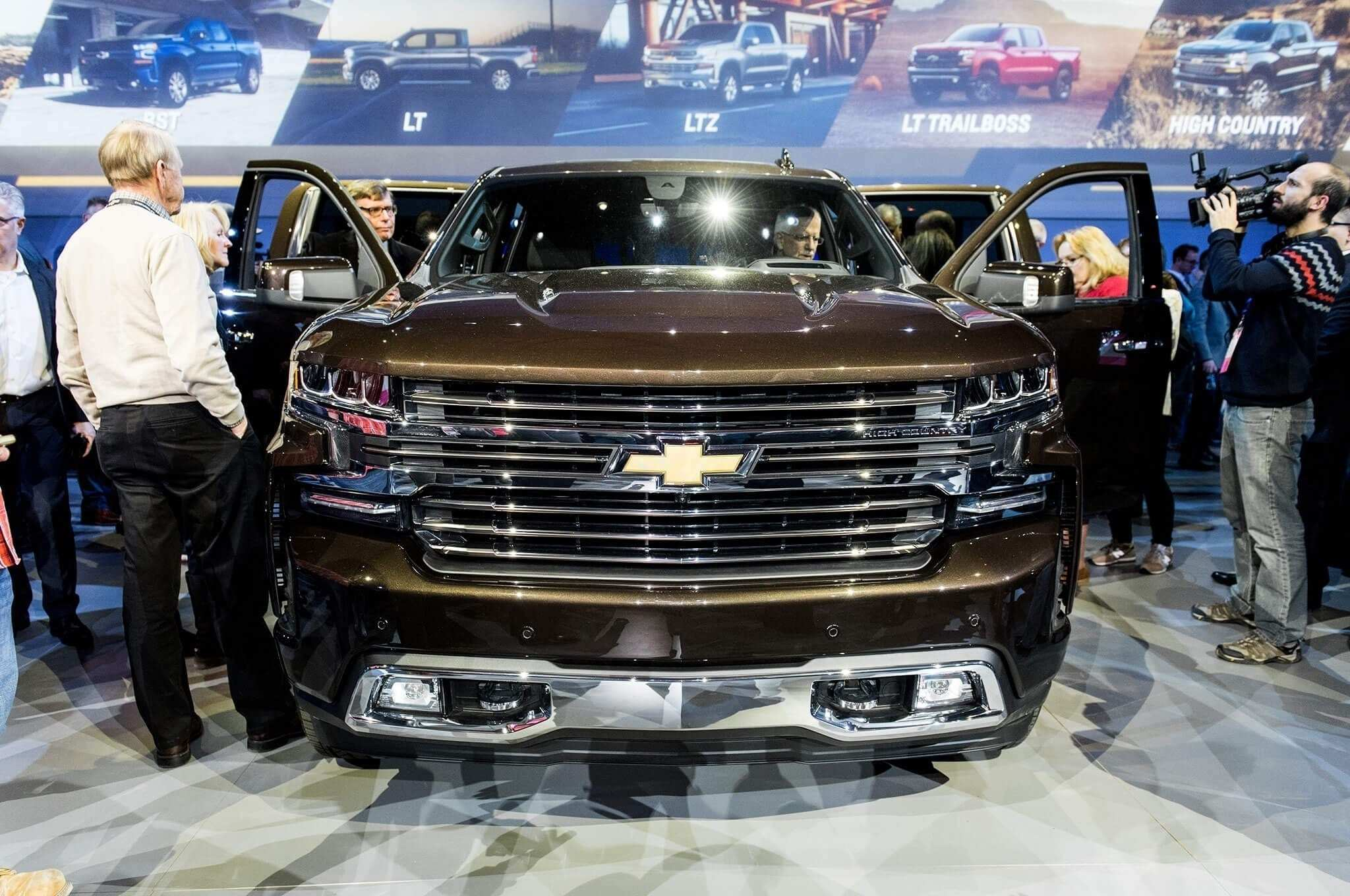 36 The Best Chevrolet Suburban 2020 Spy Shots Release Date And Concept