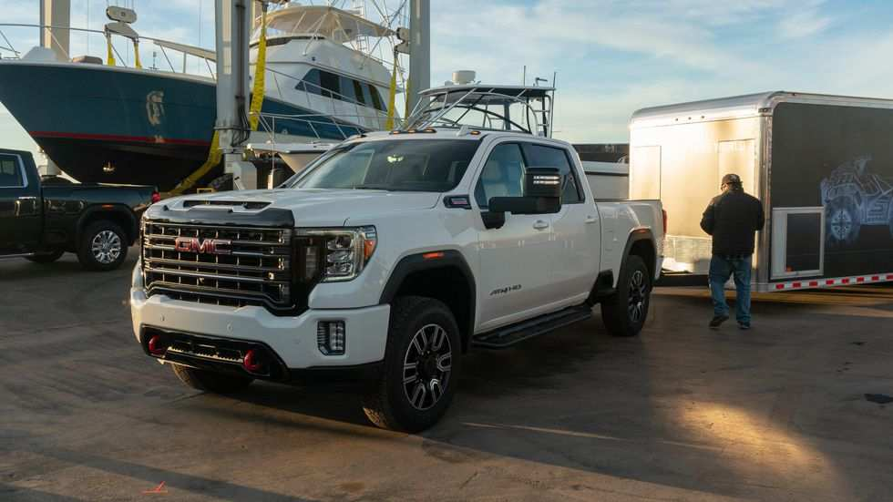 36 The Best Gmc New Body Style 2020 Spesification