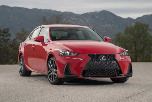 36 The Best Lexus Is 200T 2020 New Model And Performance