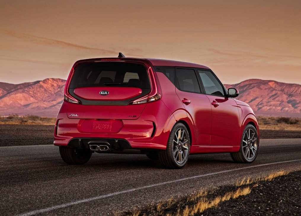 36 The Kia Soul 2020 Price