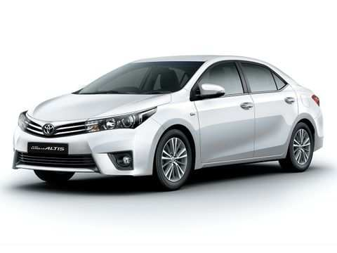 36 The Toyota Egypt Corolla 2020 Pictures