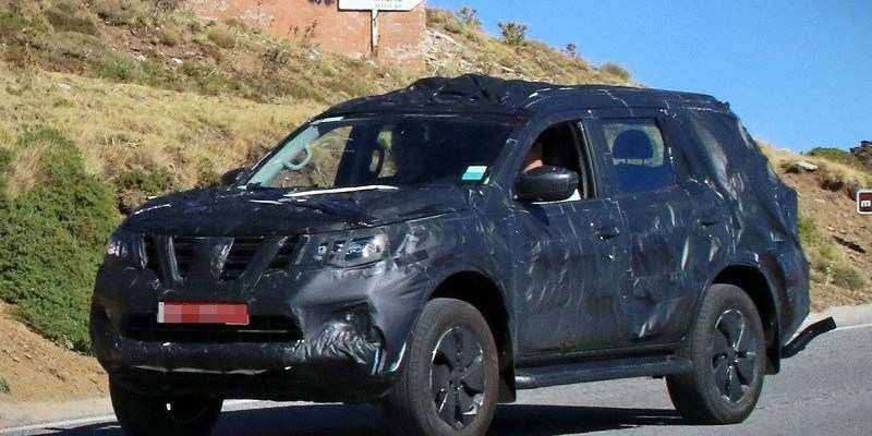 37 New Pictures Of 2020 Nissan Pathfinder Release