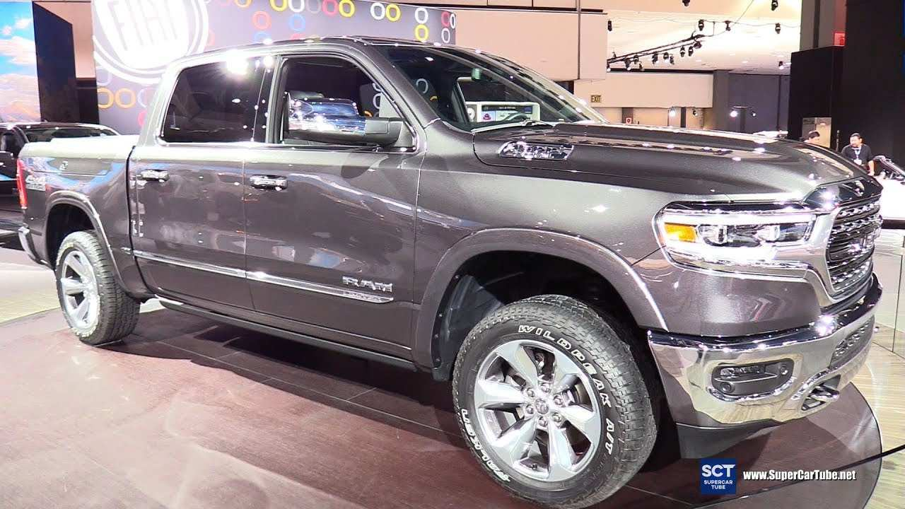 38 The Best 2020 Dodge Ram Truck Redesign And Review
