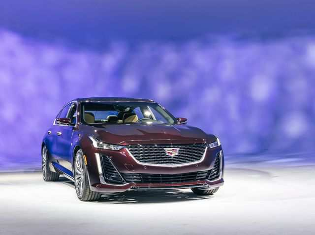 38 The Pictures Of 2020 Cadillac Ct5 Spesification