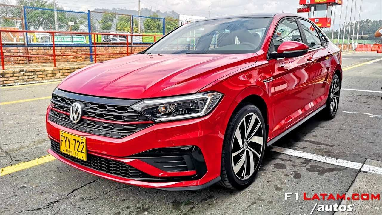 38 The Volkswagen Jetta Gli 2020 Colombia Redesign And Review