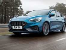 39 A 2020 Ford Fiesta St Performance
