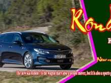 39 A Kia Rondo 2020 Price and Review