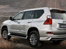 39 A Pictures Of 2020 Lexus Gx 460 Model