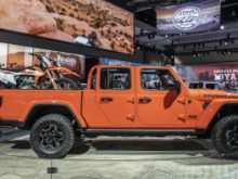 39 The 2020 Jeep Gladiator Overall Length Wallpaper