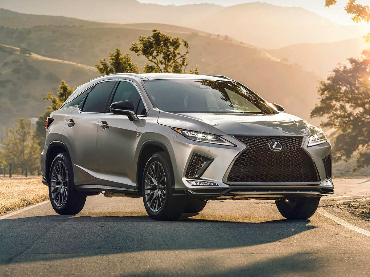 39 The Lexus Suv Hybrid 2020 Overview