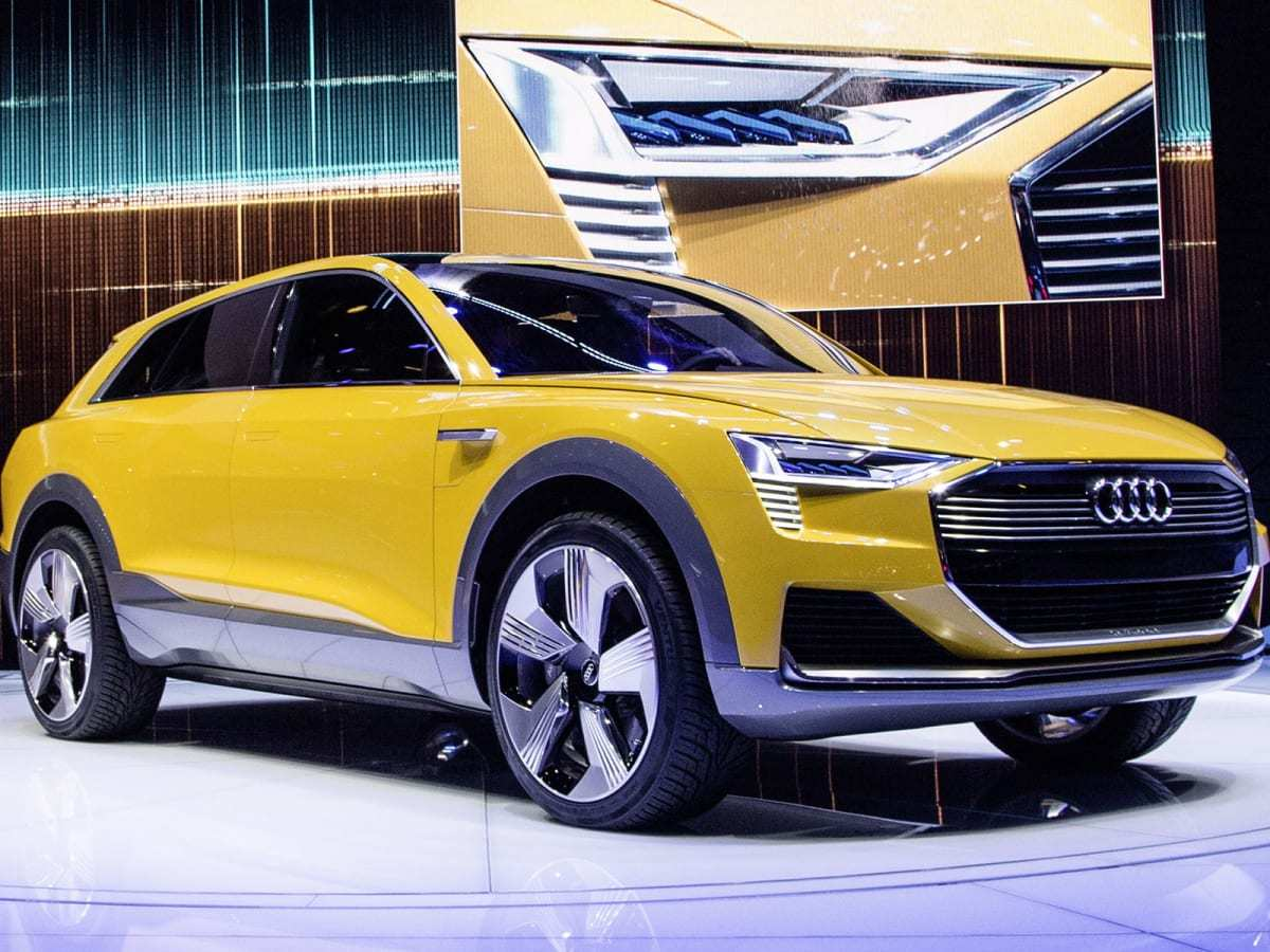 40 A Audi Fuel Cell 2020 Rumors