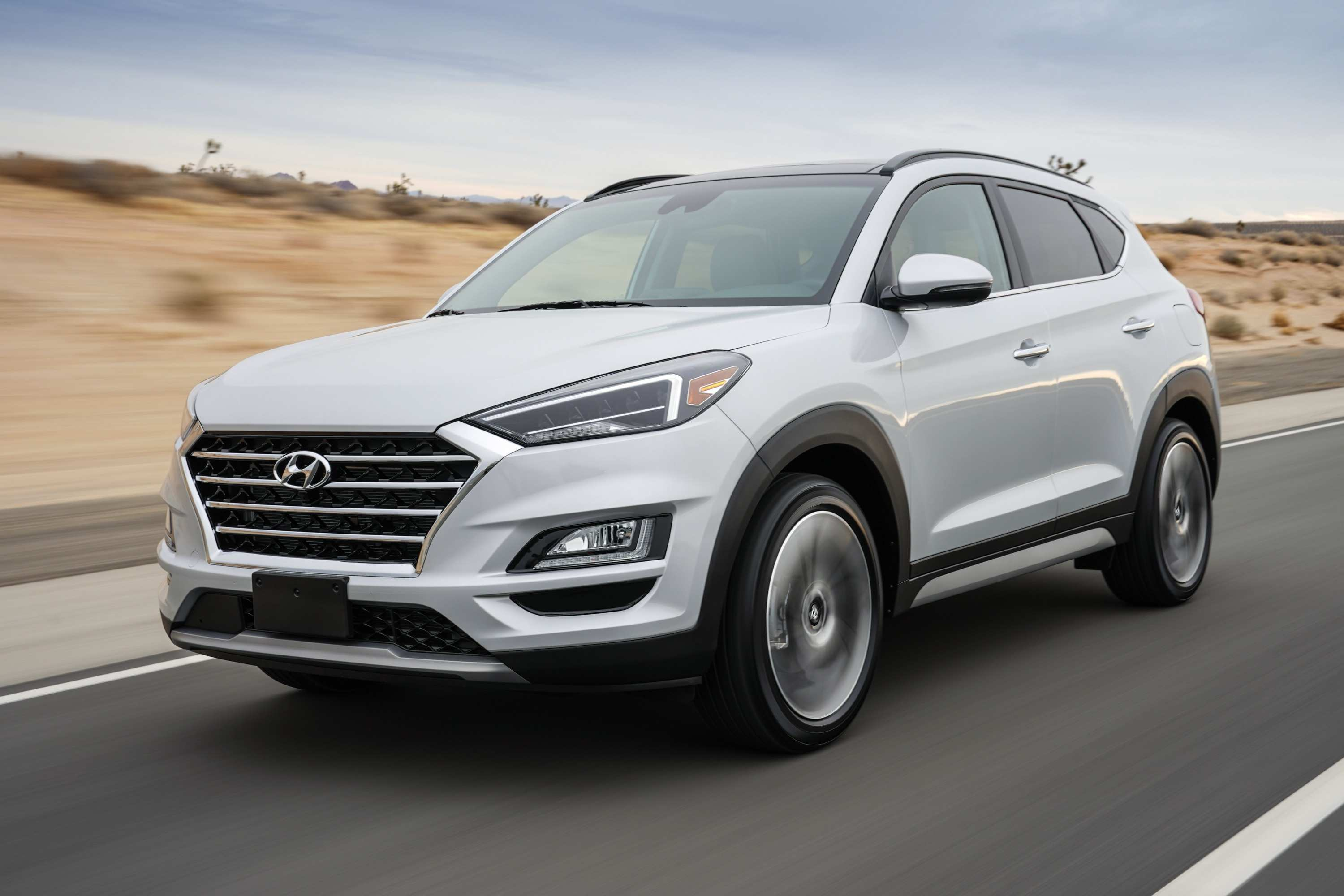 40 The 2019 Hyundai Tucson 0 60 History
