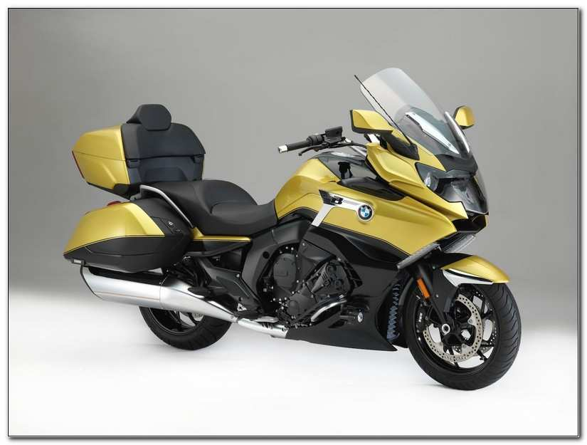 40 The BMW K 2020 Overview