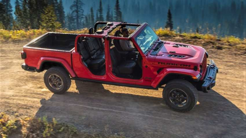 40 The Jeep Gladiator 2020 Price Review And Release Date