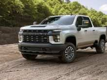 41 A 2020 Chevrolet K2500 Pictures