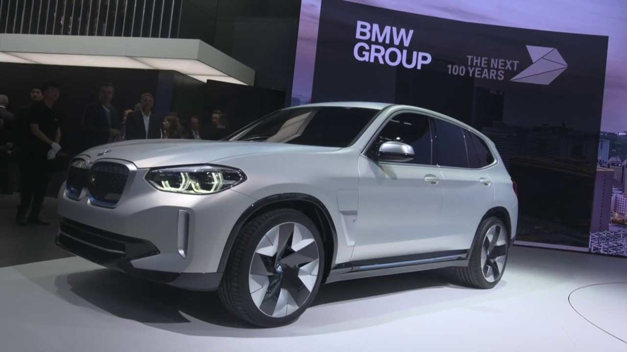 41 A BMW Electric Suv 2020 Research New