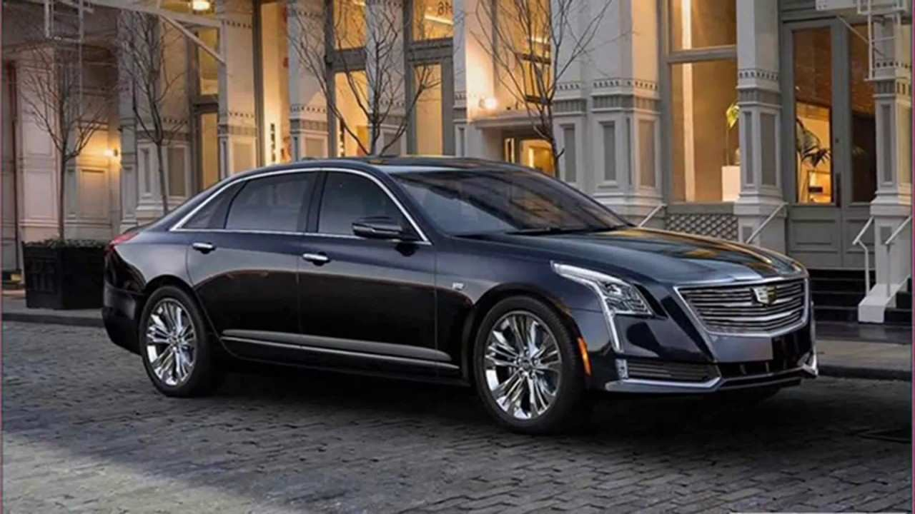 41 Best Cadillac Ct9 2020 Concept And Review