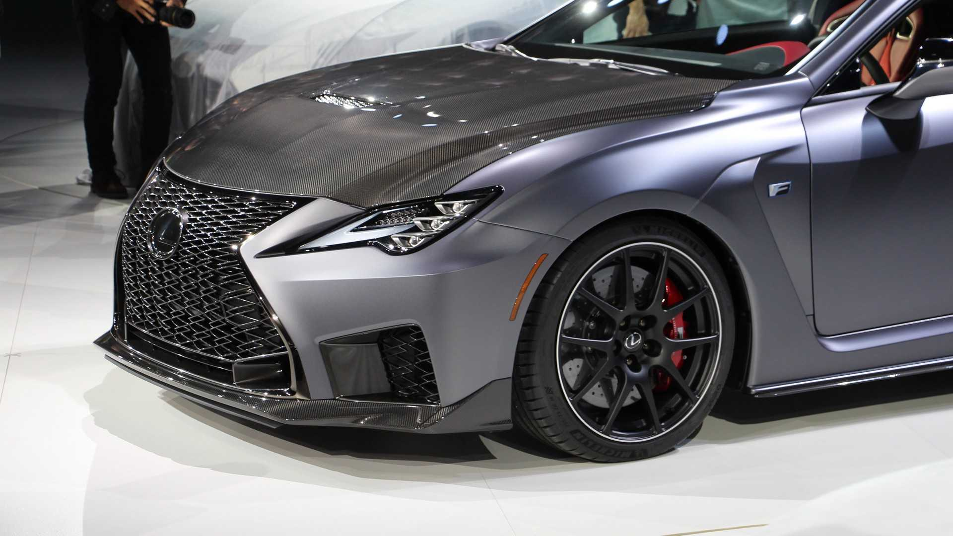 41 The Best 2020 Lexus Rcf Price Concept
