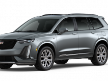 41 The Best Cadillac Midsize Suv 2020 Price Design and Review
