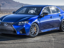 42 A Lexus Gs 2020 Spy Shoot