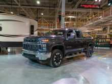 42 The 2020 Chevrolet K2500 Price and Review