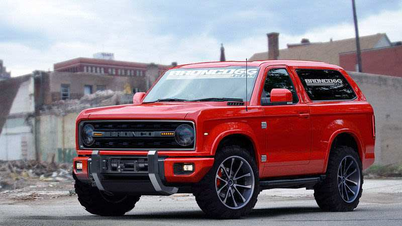 42 The Best 2020 Ford Bronco Jalopnik Performance