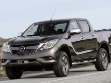 42 The Mazda Bt 50 2020 Interior Review