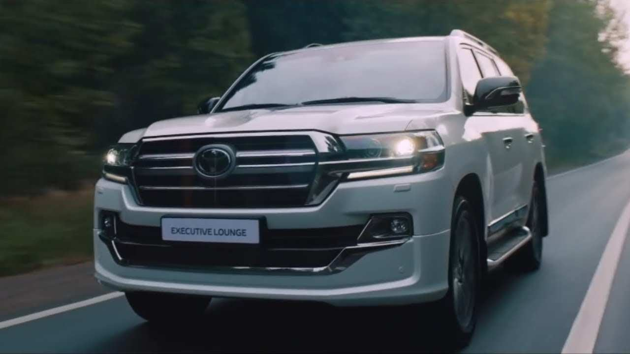 42 The Toyota New Land Cruiser 2020 Picture