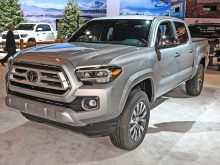 Toyota Tacoma 2020 Redesign