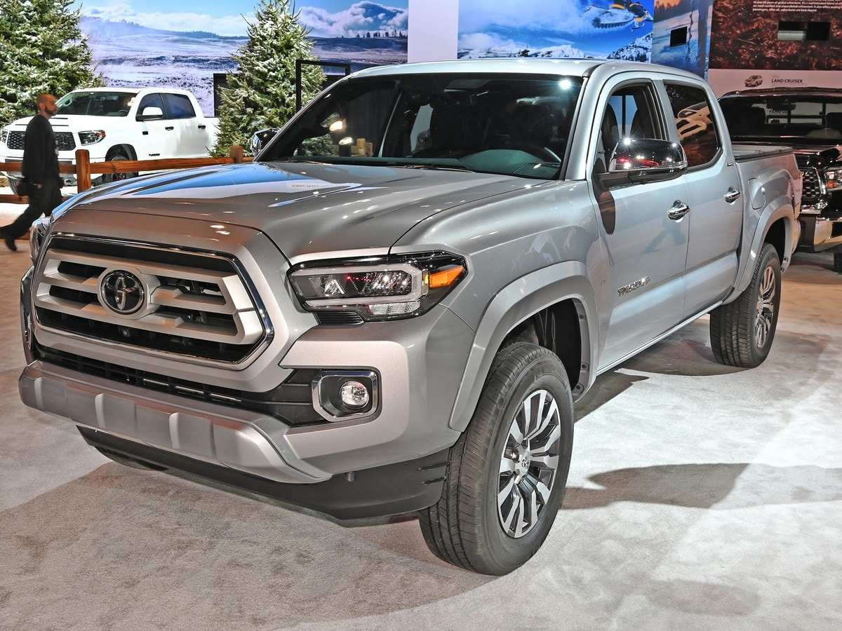 43 Best Toyota Tacoma 2020 Redesign Research New